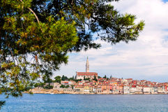 Old town of Rovinj Royalty Free Stock Photography
