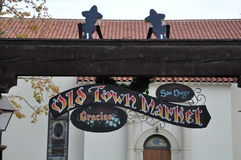Old Town in San Diego, California Stock Photo
