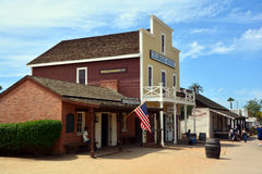 Old Town San Diego Royalty Free Stock Images