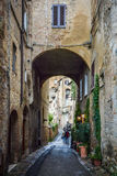 The old town of San Gimignano - Tuscany, Italy Royalty Free Stock Photography