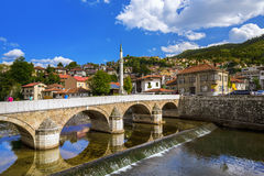 Old town Sarajevo - Bosnia and Herzegovina Stock Photos