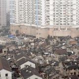 Old town Shanghai Royalty Free Stock Photos