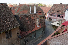 Old town Sibiu Royalty Free Stock Image