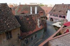Old town Sibiu Royalty Free Stock Image