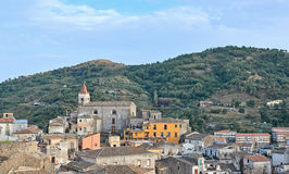 Old Town Sicilian Stock Photography
