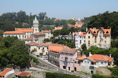 Old town of Sintra, Portugal Royalty Free Stock Images