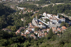 Old town of Sintra Royalty Free Stock Photos