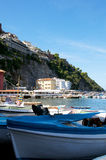 The old town of Sorrento Royalty Free Stock Photography