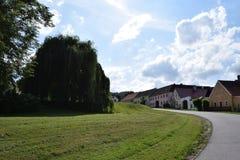 Old town South Bohemia royalty free stock photo