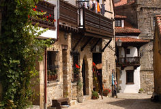 Old Town Spain Royalty Free Stock Image