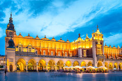 Old town square Royalty Free Stock Photos