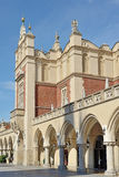 Old Town square in Krakow, Poland Royalty Free Stock Images