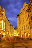 Old Town Square- Prague Royalty Free Stock Photos