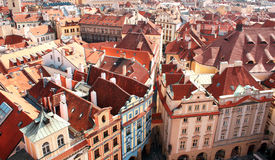 Old Town Square, Prague Royalty Free Stock Photos