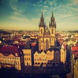 Old Town Square, Prague Royalty Free Stock Photos