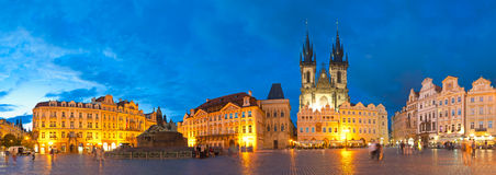 Old Town Square, Prague Royalty Free Stock Images