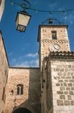 Old town of St. Laurent-du-Var Royalty Free Stock Image