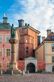 Old Town, Stockholm Stock Image