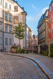 Old Town, Stockholm Stock Images