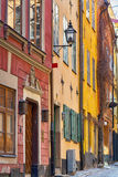 Old town Stockholm. Stock Image