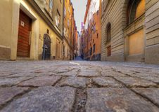 Old town,Stockholm,Sweden Royalty Free Stock Images
