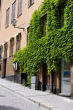 The Old Town in Stockholm, Sweden Stock Image