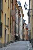 Old town - Stockholm Stock Photo