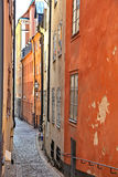 Old town - Stockholm Royalty Free Stock Images
