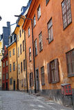 Old town - Stockholm Stock Photography