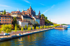 Old Town in Stockholm, Sweden Royalty Free Stock Photography