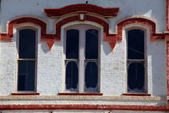 Old town store fronts Royalty Free Stock Photo