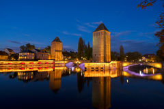 Old town of Strasbourg, France Stock Photos