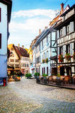 Old town of Strasbourg, France Royalty Free Stock Image