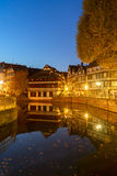 Old town of Strasbourg, France Stock Image