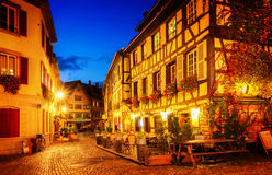 Old town of Strasbourg, France Royalty Free Stock Photos