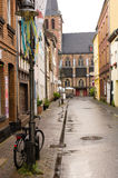 OLD TOWN STREET Royalty Free Stock Images