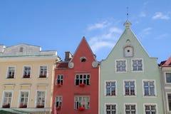 Old town Tallinn, Estonia Stock Images