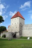 Old town Tallinn, Estonia Royalty Free Stock Photos