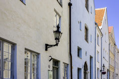 Old Town in Tallinn. Estonia, Europe Royalty Free Stock Images