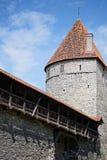 Old town, Tallinn, Estonia Stock Image