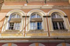 Old town of Tarazona de Aragon, Saragossa, Spain Royalty Free Stock Photos