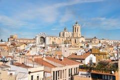 Old town Tarragona Royalty Free Stock Image