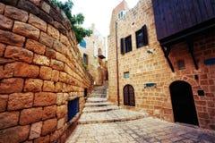 Old Town Tel Aviv, Israel Stock Image