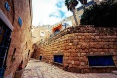 Old Town Tel Aviv, Israel Royalty Free Stock Photo