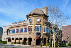 Old Town Temecula Building Royalty Free Stock Photo