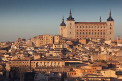 Old town of Toledo Royalty Free Stock Photo