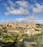 Old town Toledo, Spain Royalty Free Stock Photography