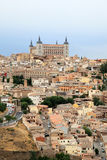 The old town of Toledo, Spain Stock Photography