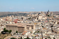 Old town of Toledo, Spain Royalty Free Stock Image