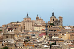 Old town of Toledo, Spain Royalty Free Stock Photo